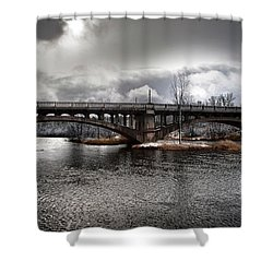 It's A Wonderful Life... Shower Curtain