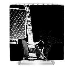 Its All Rock N Roll Shower Curtain