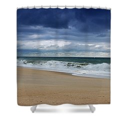 Its Alright - Jersey Shore Shower Curtain