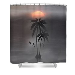 It's Just A Dream Shower Curtain