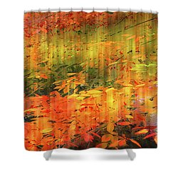 Shower Curtain featuring the photograph It's Nature's Way by Jessica Jenney