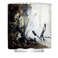 Ixik Shower Curtain