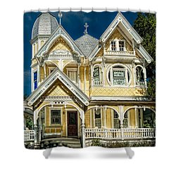 J. P. Donnelly House Shower Curtain