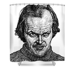 Jack Shower Curtain