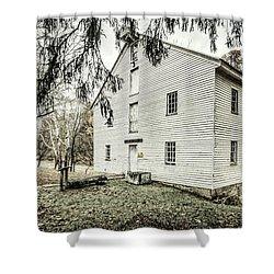 Jackson's Sawmill Shower Curtain