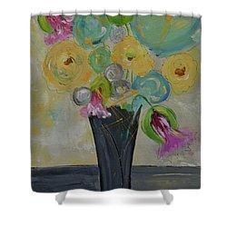 Jacqueline Shower Curtain