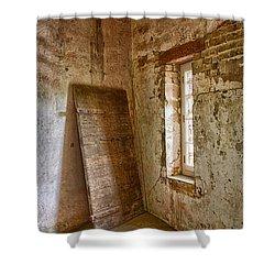Jail House Wall Shower Curtain
