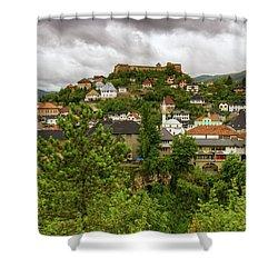 Jajce, Bosnia And Herzegovina Shower Curtain