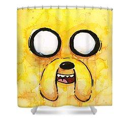 Jake Shower Curtain