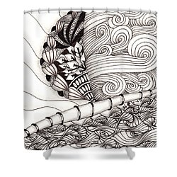 Jamaican Dreams Shower Curtain