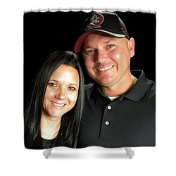 James Humphrey And Heather Humphrey 2 Shower Curtain