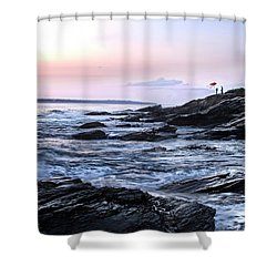 Jamestown Shower Curtain