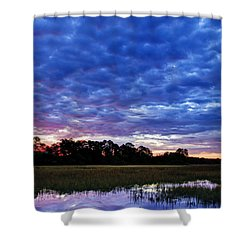 January Morning Shower Curtain by Phill Doherty