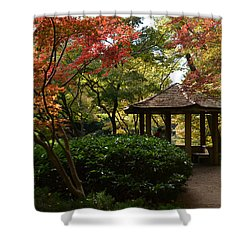 Japanese Gardens 2577 Shower Curtain