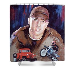 Jason Shower Curtain