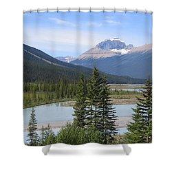 Jasper Alberta Shower Curtain