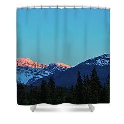 Jasper National Park Shower Curtain
