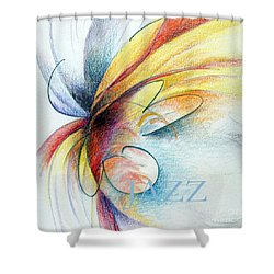 Jazz Shower Curtain