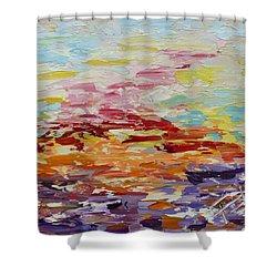 Jazzy Shower Curtain