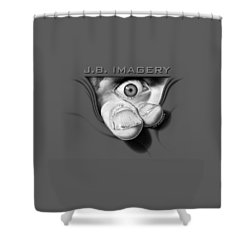 J.b. Imagery Shower Curtain