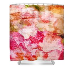 Jean 13-35 Disciples Shower Curtain