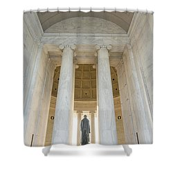 Jefferson Shower Curtain