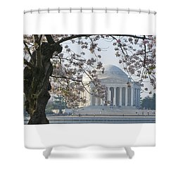 Jefferson Morning Shower Curtain