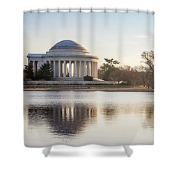 Jefferson Morning Shower Curtain