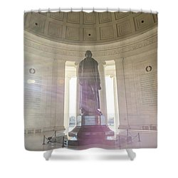 Jefferson Sunlight Shower Curtain
