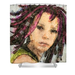 Jehanne Shower Curtain
