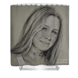 Jen Shower Curtain