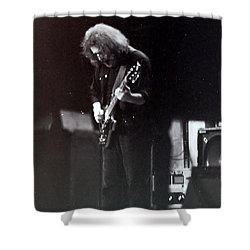 Shower Curtain featuring the photograph Morning Dew by Susan Carella