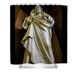 Jesus - Son Of God Shower Curtain