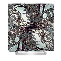 Jewel Tree Shower Curtain