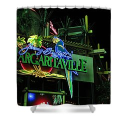 Margaritaville At The Flamingo Las Vegas Shower Curtain
