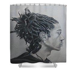 Joaquin Shower Curtain