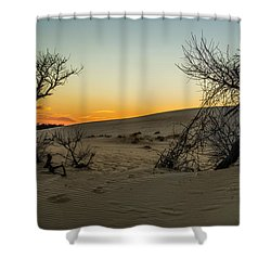 Jockey's Ridge View Shower Curtain