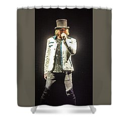 Joe Elliott Shower Curtain