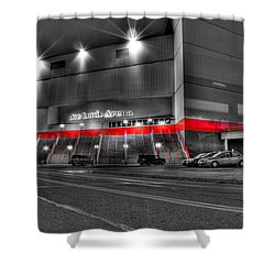 Joe Louis Arena Detroit Mi Shower Curtain