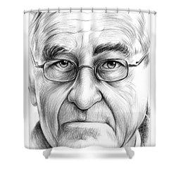 Joe Schlesinger Shower Curtain