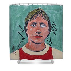 Johan No. 14 Shower Curtain
