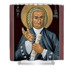 Johann Sebastian Bach - Rljsb Shower Curtain