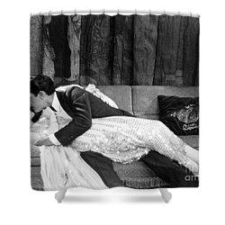 John Gilbert (1895-1936) Shower Curtain by Granger