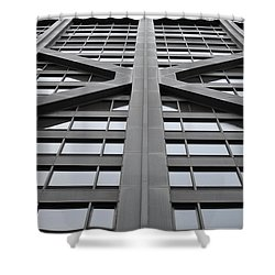 John Hancock Building Shower Curtain