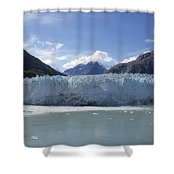 John Hopkins Glacier 14 Shower Curtain