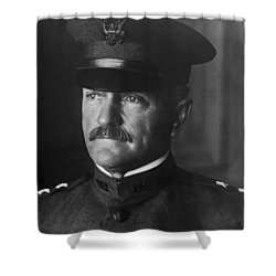 John J. Pershing Shower Curtain by War Is Hell Store