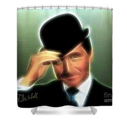 John Steed Shower Curtain
