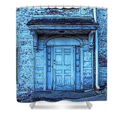 John Turl - Doorway To  Shower Curtain
