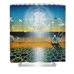 Johnathan Shower Curtain