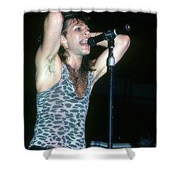 Jon Bon Jovi Shower Curtain